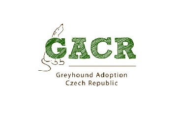 Adopce chrtů GACR - Greyhound Adoption Czech Republic